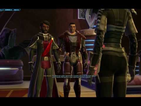 Star Wars: The Old Republic - The Sith Warrior Story - Chapter 1 - ( 6 Of 10 )