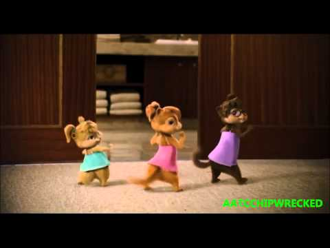 """Whip My Hair"" by The Chipettes music video (Alvin Green Seville's music video Version)"