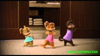 """Whip My Hair"" by The Chipettes music video (Alvin Green Seville"