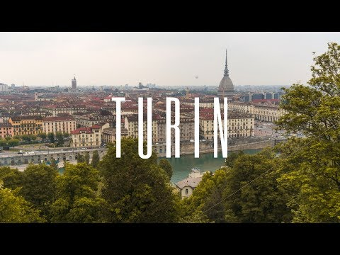 TURIN, the magic city   Sony a5100