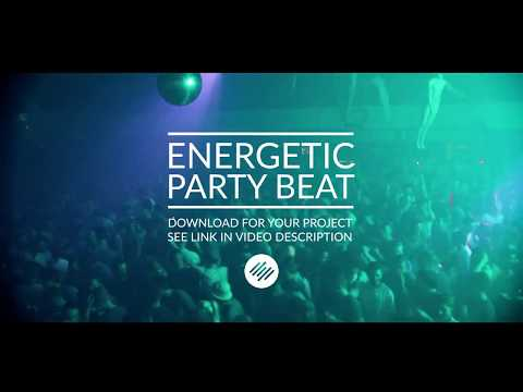Energetic Party Beat - Music for Zumba Workout - Royalty Free Download