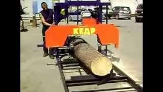 Ленточная пилорама бензиновая КЕДР(Ленточная пилорама бензиновая КЕДР видео в работе., 2015-01-09T02:20:24.000Z)
