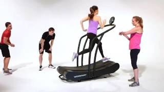 Woodway Curve Treadmill – 360 Fitness Superstore