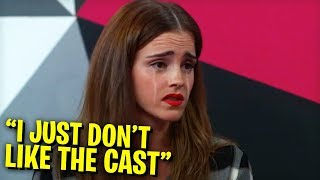 Why Emma Watson Is OVER Harry Potter