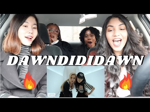 Kpop Fans React to DAWN - 'DAWNDIDIDAWN (Feat. Jessi)' MV