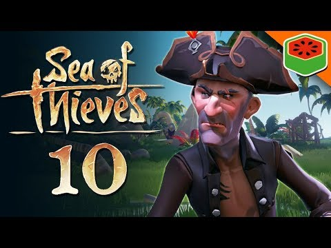 THE LEGEND OF LETMEREADYRMIND! | Sea of Thieves [Episode 10]