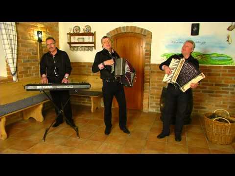 Veselá trojka Pavla Kršky - Čejkovická dědina
