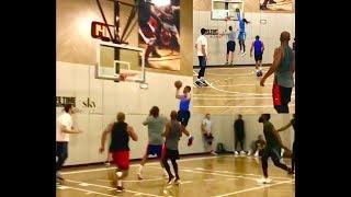 Westbrook, CP3, Harden, Kanter, Faried, Noah, Ibaka...Join Hoodie Melo! 👀