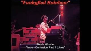 Stevie Wonder - Contusion Part 1 (Live at the Rainbow Theater)