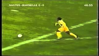 1997/1998, Nantes-Marseille : 1-0