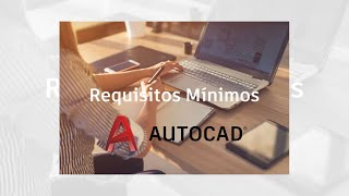 Requisitos Mínimos AutoCAD 2020   Autocriativo