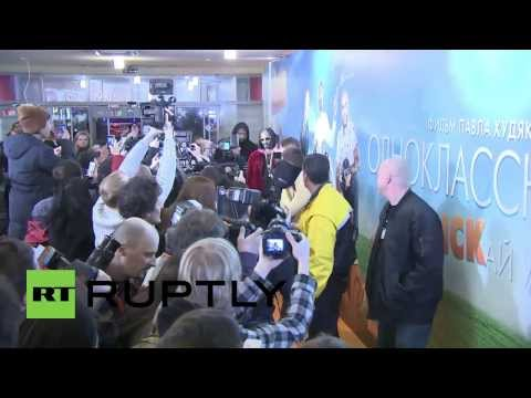 Russia: Snoop Lion roars into Moscow for premiere