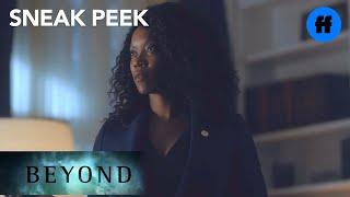 Beyond | Season 2, Episode 10 Sneak Peek: Who Is Agent Borden? | Freeform