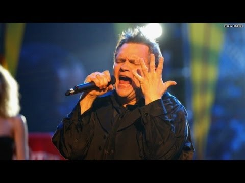 Dishing with Meat Loaf