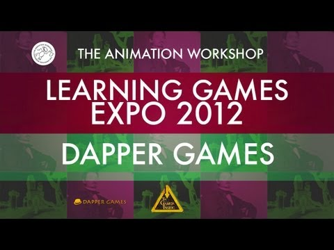 Dapper Games - Machine Island - Learning Games Expo 2012 - Viborg (Denmark) #TGIEducation