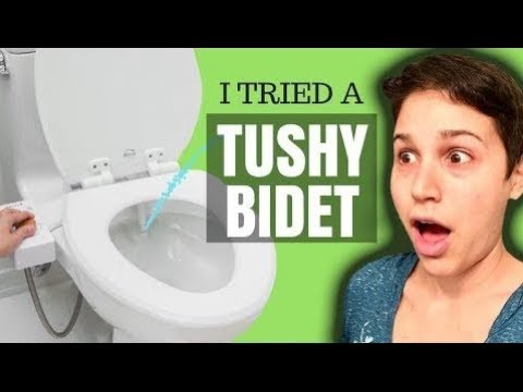 Tushy Bidet Review: UNBOXING + INSTALLATION + REACTION