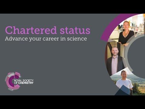 Royal Society of Chemistry Chartered Chemist