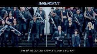 Divergent-serien: INSURGENT - film - Ute nå på digitalt kjøp og leie, DVD og Blu-Ray!