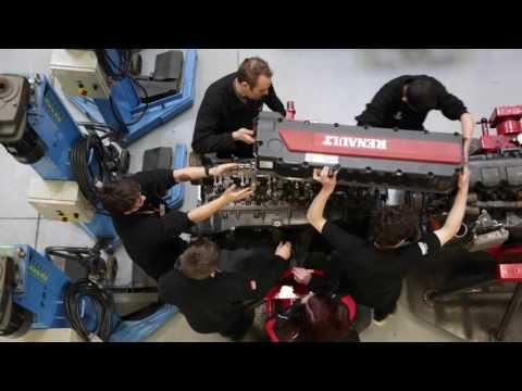 Renault Trucks Apprentice Programme