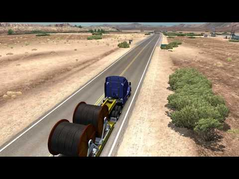 Extraterrestrial Highway American Truck Simulator