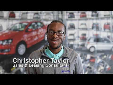 Christopher Taylor - Sales & Leasing Consultant Capitol Heights MD