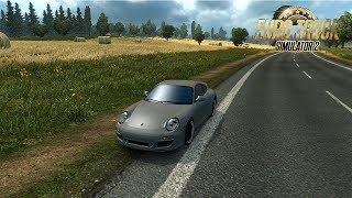 Porsche 911 Turbo ETS2 - Euro Truck Simulator 2 ETS2 v1.27 I Car Mod