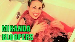 MIRANDA SLURPEE BLOOPERS!