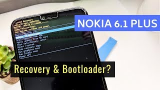 How to enter Android Recovery Mode & Bootloader Mode | Nokia 6.1 Plus!