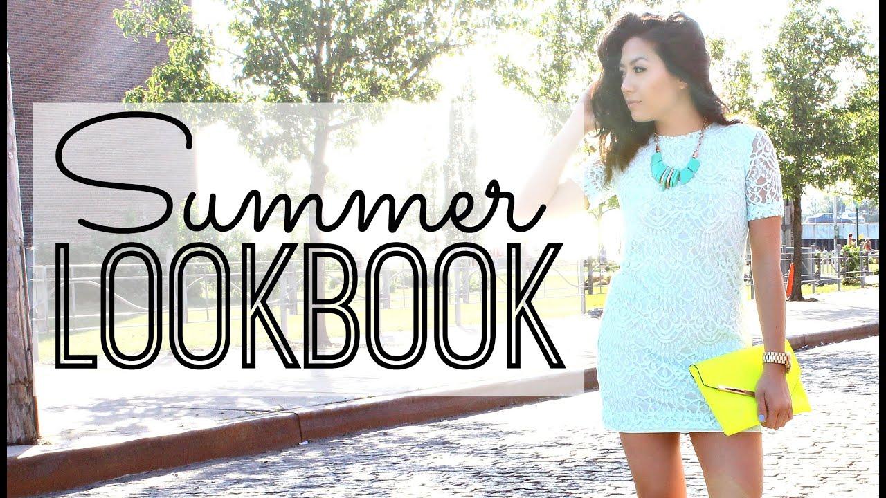 a01b795f40d9 Summer Fashion Lookbook 2015