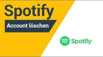 Spotify-Account löschen: So geht's