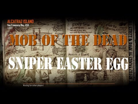 Black Ops 2 - All Easter Eggs (Tutorial) (Zombies) - The