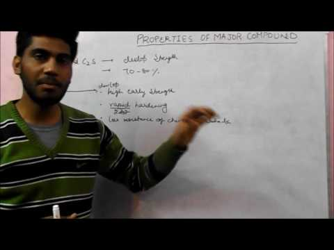 introduction of cement in Hindi part 7