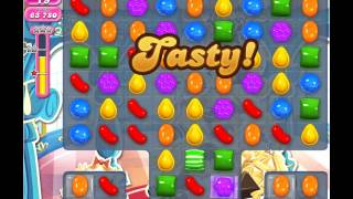 Candy Crush Saga - Level 480 - No Boosters