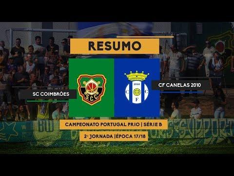 RESUMO - SC COIMBRÕES 3-3 CANELAS 2010 - MINUTO90 TV