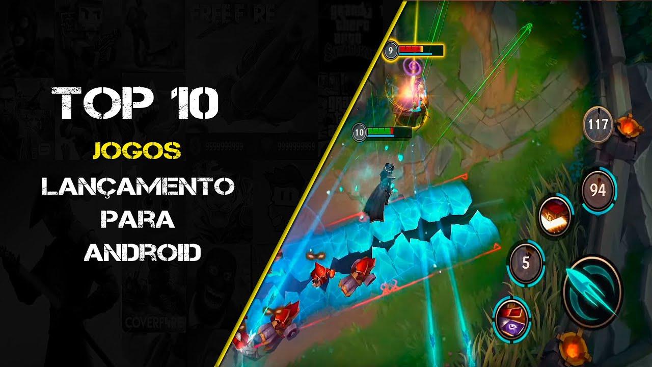 Top 10 jogos Lançamento para Android – 2020/2021