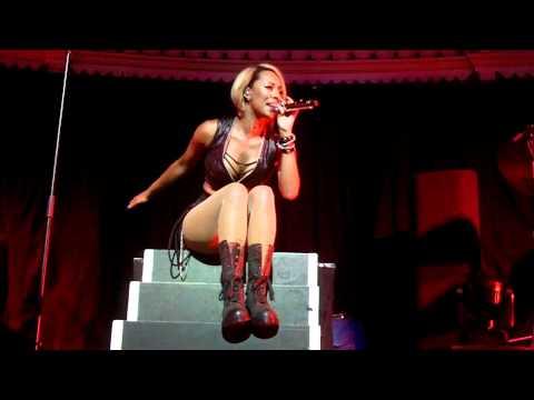 Keri Hilson - One Night Stand live @ Paradiso Amsterdam