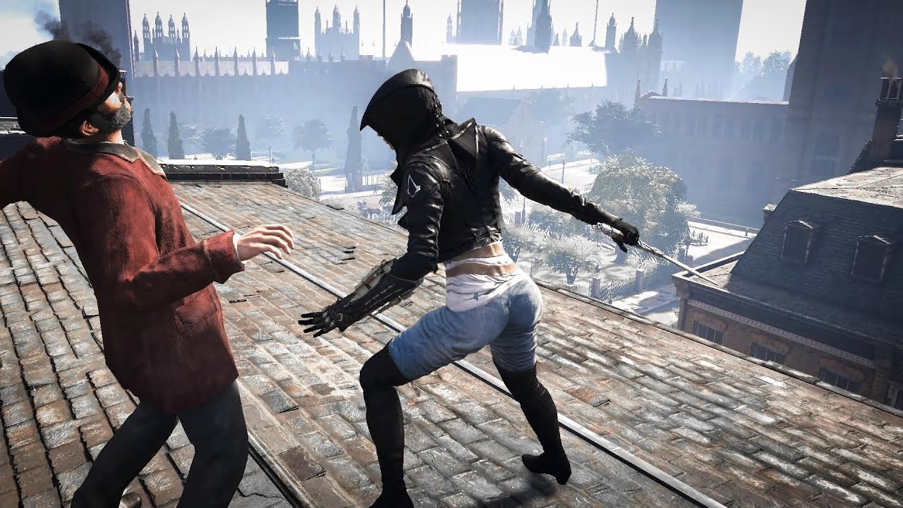 Assassin S Creed Syndicate Modern Day Assassin Outfit Mod Combat