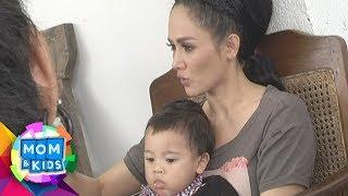 Kehangatan Mulan Jameela dan Baby Er  - Mom n Kids (24/9)