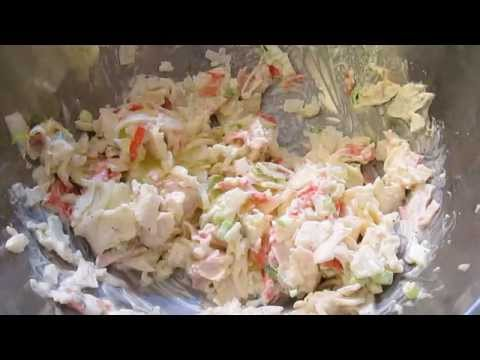 Seafood and Crab - For Dips, Salads, Sushi, Wraps or Sub Sandwich's - PoorMansGourmet