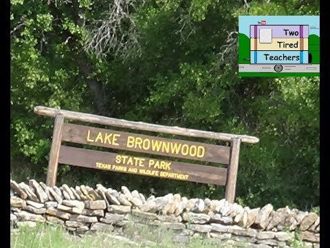 Lake Brownwood State Park - Lake  Brownwood, Texas - Texas State Park