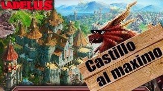 UN CASTILLO TERMINADO STORMFALL RISE OF BALUR