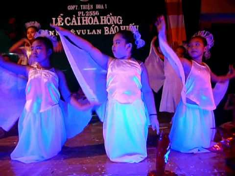Múa: Cánh Cò Trong Câu Hát Mẹ Ru (Full Ver) - GĐPT Thiện Hoa Một - (26/08/2012 - 10ÂL)