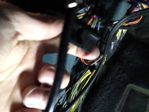 POWER DOOR LOCKS - Electrical Diagnosis Tutorial Pt2 of 2 - YouTube