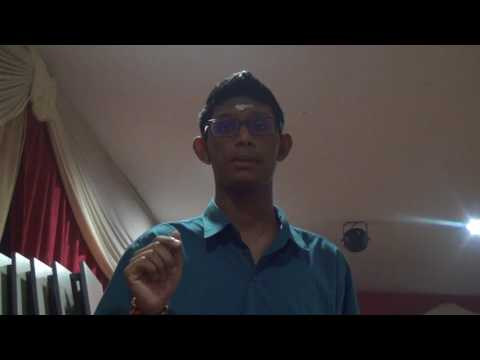 TESTIMONIALS ON SIDDHA SCIENCE AND ART OF LIVING - 10 MONTHS COURSE BY STUDENT - 7