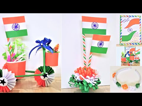 5 Independence Day Craft Ideas | Easy DIY Projects