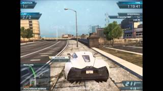 NFS Most Wanted 2012: Marussia B2 - Cruise Control