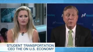 ceo denis gallagher talks with canada s bnn about u s economy