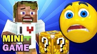 ч.07 Lucky Block Wars Minecraft - Очень страшно!