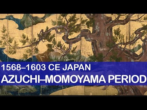 Azuchi-Momoyama Period | Japanese Art History | Little Art T