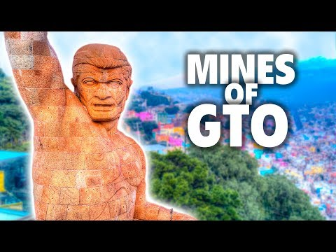 Guanajuato's Silver Mining History [Mine Tours and Mexico's Independence]